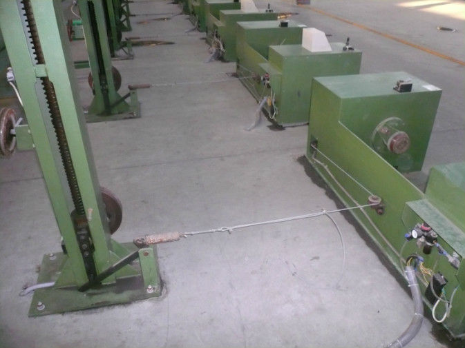 6.5mm - 4.0mm Wire Payoff Machinery Auxiliary Equipment Construction Application